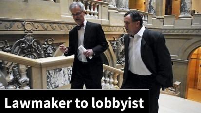 Legislator to lobbyist — a short leap inMinnesota