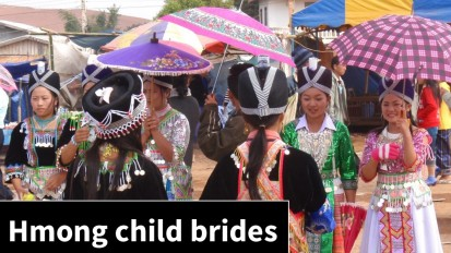Hmong child brides, by the numbers