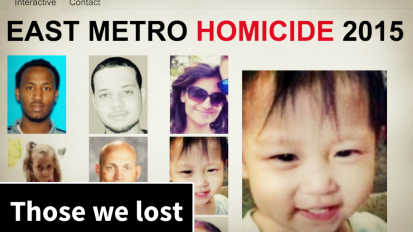 East Metro Homicide2015