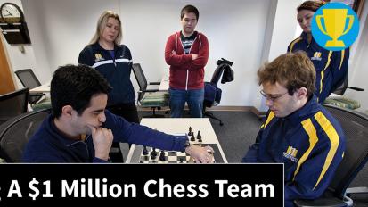 Documents detail million-dollar chess teamproposal