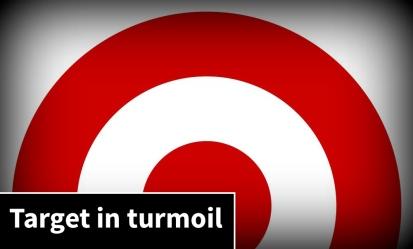 Target in turmoil, in 7charts